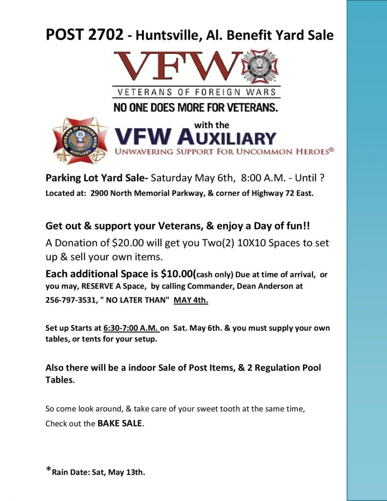 2702 Parking Lot Yard Sale Flyer for May 2017-page-001