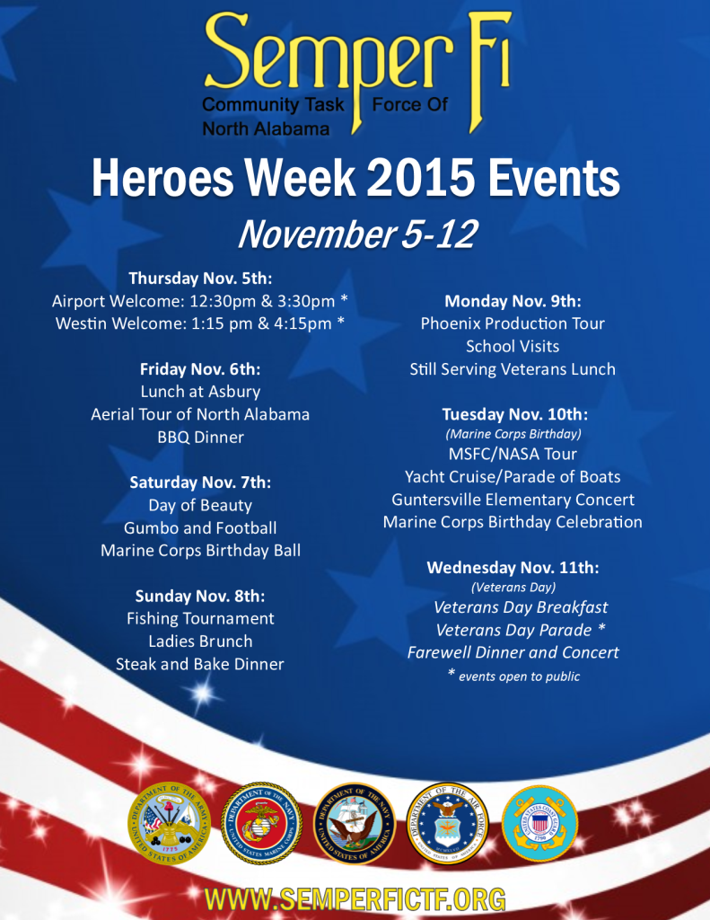 HeroesWeek2015events
