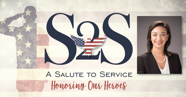 Our 1st Salute to Service Event